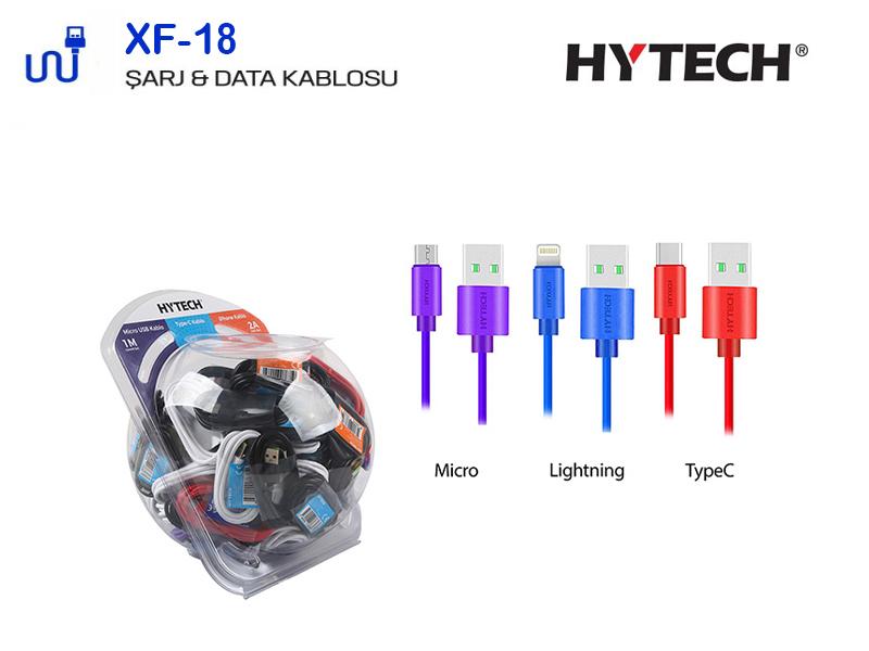 HY-XF18 FANUS 8 MİCRO-İPHONE-TYPE-C (40-30-10)